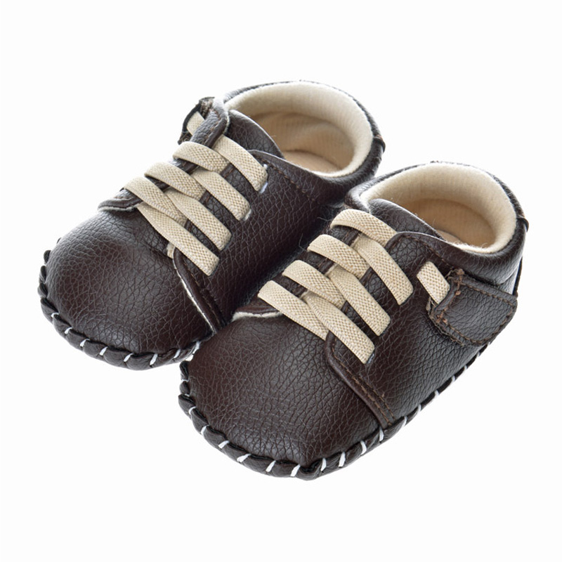 Baby Moccasins PU Leather Shoes Baby Infant Shoes Newborn Girl Baby Shoes Toddler Fashion Kids 3-Color Inner Length:11-13cm