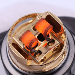 Image 4 - XFKM 5m/roll NI80 Super Alien fused Clapton for RDA RBA Rebuildable Atomizer Heating Wires Coil Tool Alien Clapton Heating Wire