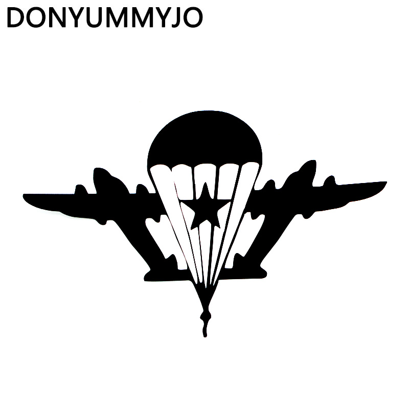 DONYUMMYJO 10*15.8cm Russian Paratroopers VDV Car stickers car sticker Motorcycle Car styling EY-004