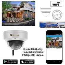 HD 720 P Купольная Ip-камера Wi-Fi антивандальные Ночного Видения ИК-CUT 4-кратный Зум 3.6 мм Объектив Купола Сети IP Камеры Безопасности