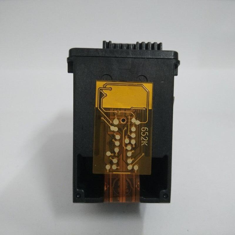 Vilaxh 652XL uyğun siyah kartrici HP 652 xl 652XL Deskjet - Ofis elektronikası - Fotoqrafiya 5