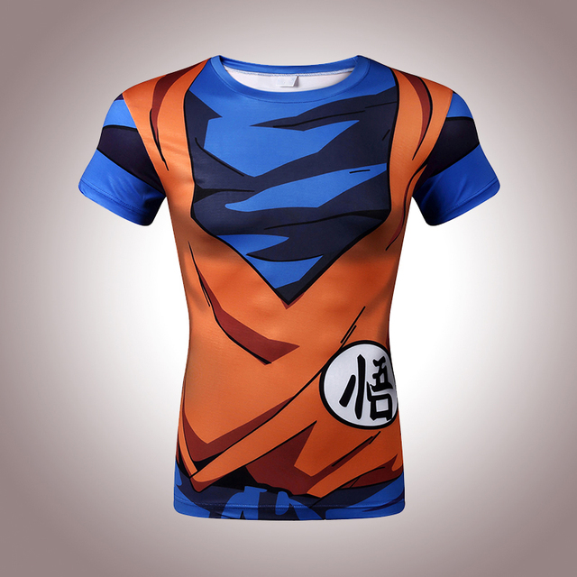 Newest Cute Kid Goku 3D t shirt DBZ t shirts Women Men Casual tees Anime Dragon Ball Z Super Saiyan t shirts Harajuku tee shirts