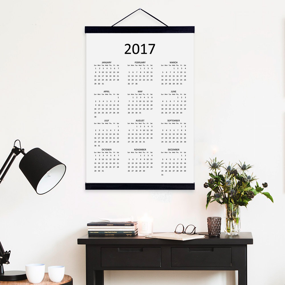 Framed Wall Calendar popular wall calendar frames-buy cheap wall calendar frames lots