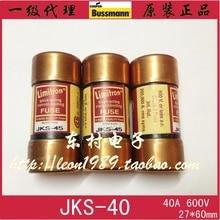 цена на [SA]US imports BUSSMANN fuse Limitron fuse JJS-40 40A 600V
