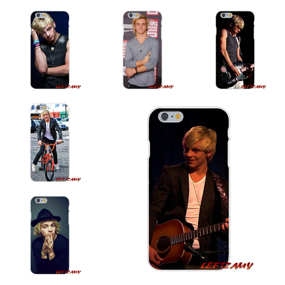 R5 Band Ross Lynch Poster Slim Silicone phone Case For Samsung Galaxy S3 S4 S5 MINI S6 S7 edge S8 S9 Plus Note 2 3 4 5 8