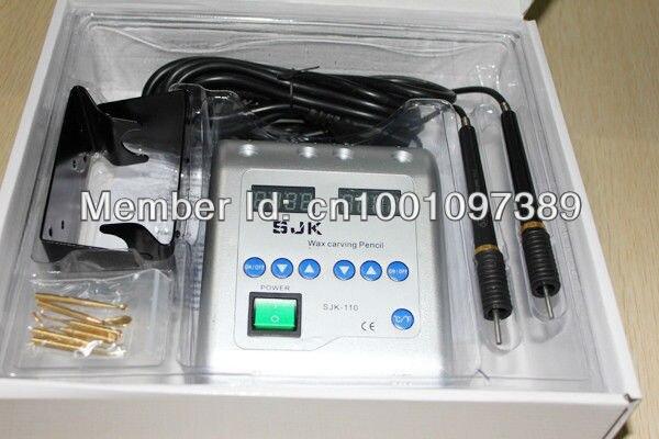 Nowa elektryczna maszyna do woskowania noża z podwójnym piórem, z - Hygiena jamy ustnej - Zdjęcie 6