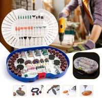 ASCENDAS 276pcs Grinding Sanding Polishing Abrasive Tool Accessory Set For Dremel Rotary Tool TP 0209