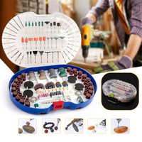 ASCENDAS 276pcs Grinding Sanding Polishing Abrasive Tool Accessory Set For Dremel Rotary Tool TP 0209