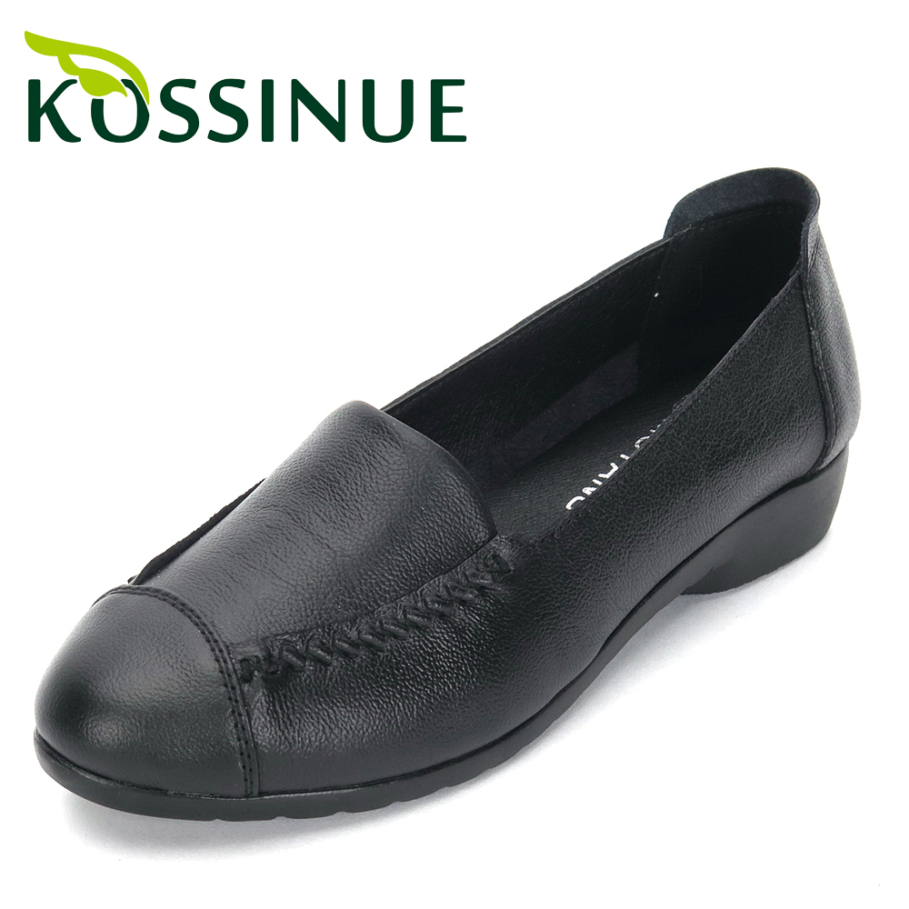 Flat Confortable Work Shoes