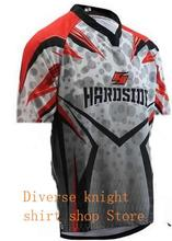 цены 2019 New popular summer downhill jersey cycling jersey bike short-sleeved off-road motorcycle motocross jersey