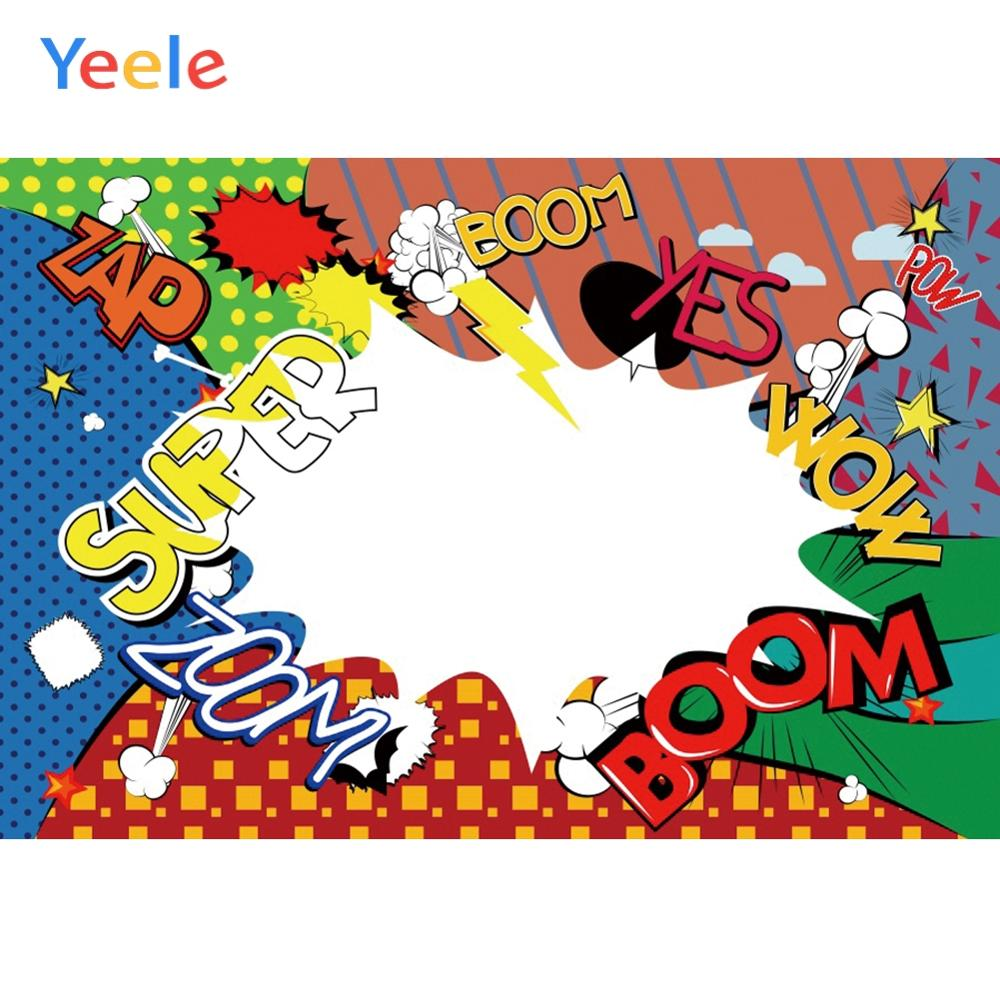 Yeele Happy New Year family Party Customized Super Photography Backdrops Personalized Photographic Backgrounds For Photo Studio in Background from Consumer Electronics