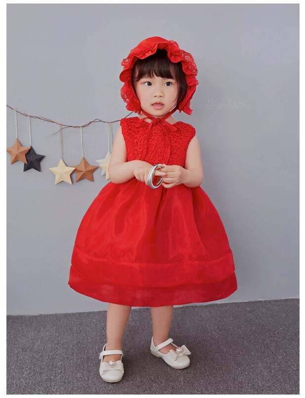 Baby Girls Pageant Formal Dresses 2017 Big Bow Cute Infant Girls Lace Princess tutu Dress Kids Birthday Wedding Party Dresses baby girls pageant formal dresses 2017 baptism bow lace cute infant girls princess tutu dress kids birthday party dresses pink