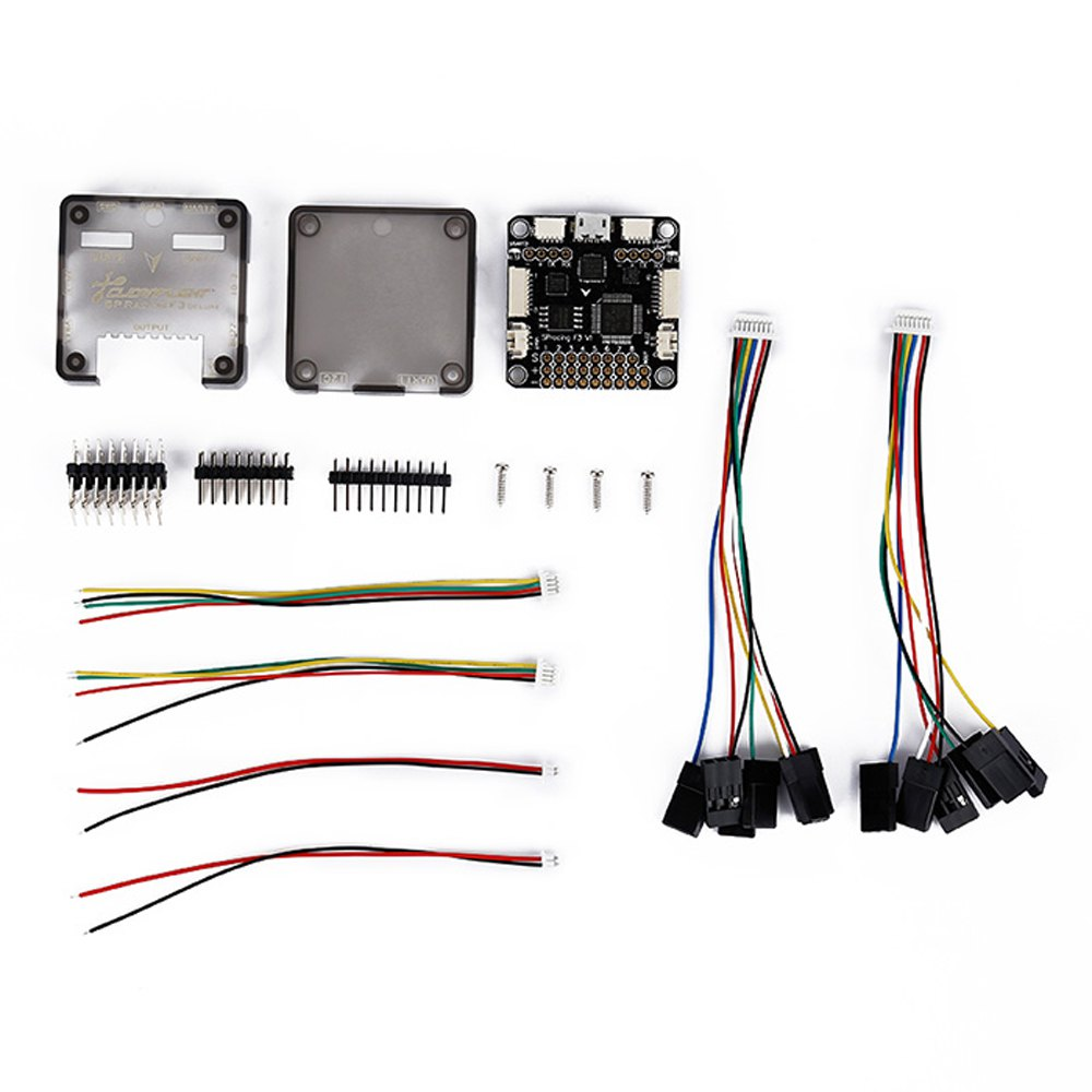hight resolution of rc quadcopter parts upgrade transmitter naze32 sp racing f3 flight control deluxe 10dof for multicopter project hot in parts accessories from toys