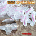 100pcs 9mm Free Shipping Permanent Makeup Machine Plastic Disposable Tubes trupoint sleeve