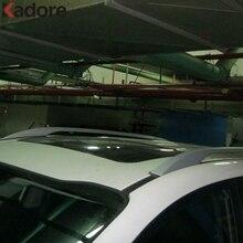 Kadore CX 7 2007 2015 For Mazda 5 M5 2010 Aluminium Car Roof Racks Carrier10PCS