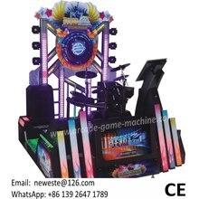 Amusement Crazy Jazz Electronic Drum Music Coin Operated Simulator Game Machine