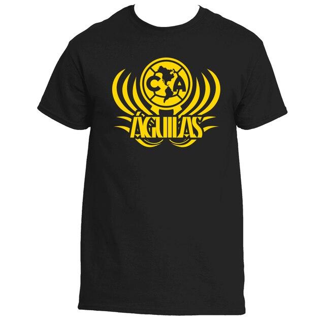 0e5e768479e Club America Aguilas Odiame Mas Playera Jersey Tee shirt-in T-Shirts ...