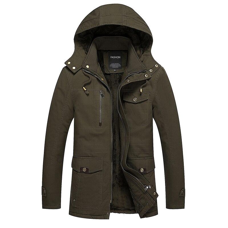 Зимняя куртка для мужчин Icepeak Съемная AFS джип из плотного флиса Зимняя Куртка мужская ветровка военную шинель мех лайнер Парка мужская