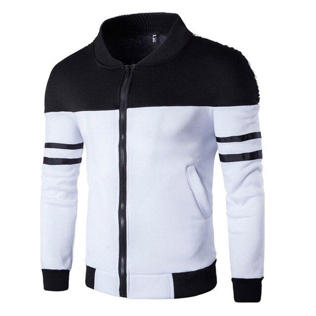 Men's Winter Zipper Sportswear  2