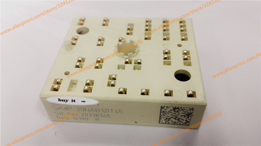 Free shipping NEW SKIIP20NAB12IT45 SKIIP 20NAB12IT45 MODULE skiip28anb16v1 28anb16v1 module igbt skiip 28anb16v1