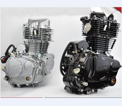 ZONGSHEN CG125 150 175 200 250CC تبريد الهواء محرك دراجة نارية