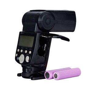 Image 4 - Yongnuo YN560Li ליתיום סוללה Speedlite GN58 2.4G אלחוטי מאסטר Slave מצלמה פלאש אוניברסלי עבור Canon Nikon Pentax אולימפוס