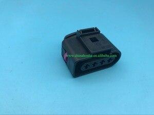 Darmowa wysyłka 5/10 zestawów 4pin 1.5mm elektryczny wtyczka czujnika 42121400 cewka zapłonowa złącze 1J0 973 704