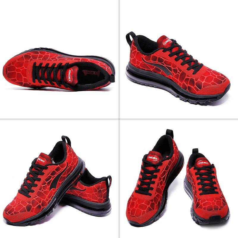 Onemix Men/'s Running Shoes Breathable Hommes Sport Chaussures De Course Outdoor
