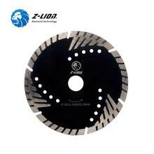 """Z LION 6 """"150mm יהלום ראה BIade עם SIant הגנת שיניים עבור אבן גרניט MarbIe בטון יהלומי חיתוך דיסק"""