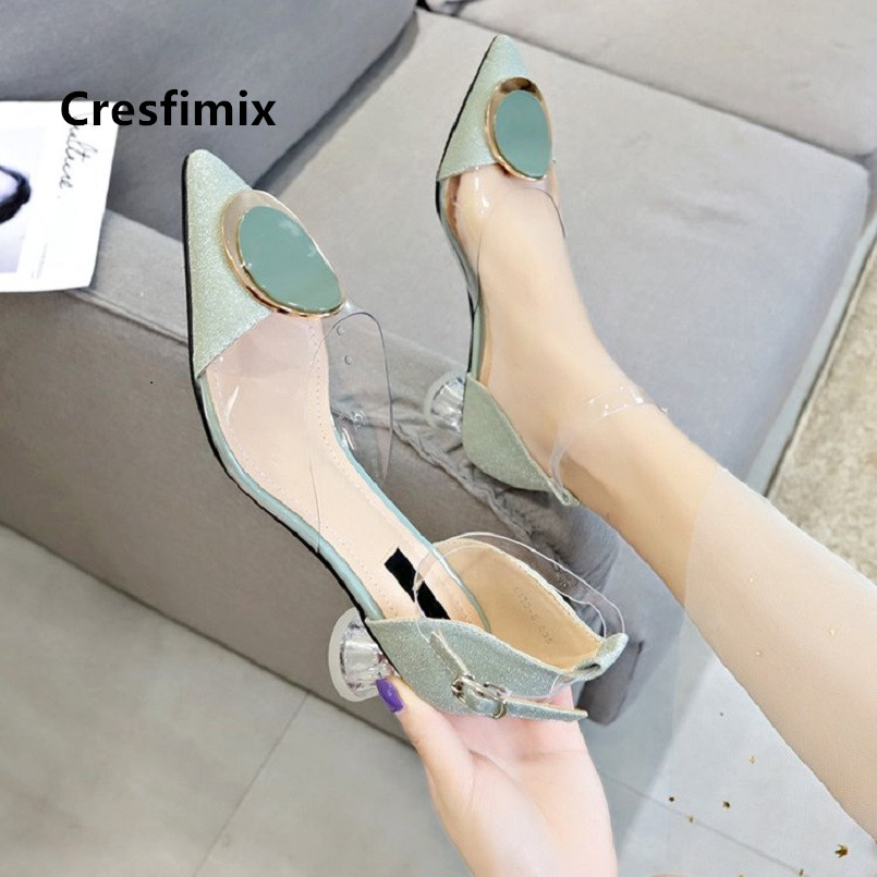 Cresfimix tacones altos women green comfortable summer high heel shoes lady cute sweet party pumps sexy party high heels a5262Cresfimix tacones altos women green comfortable summer high heel shoes lady cute sweet party pumps sexy party high heels a5262