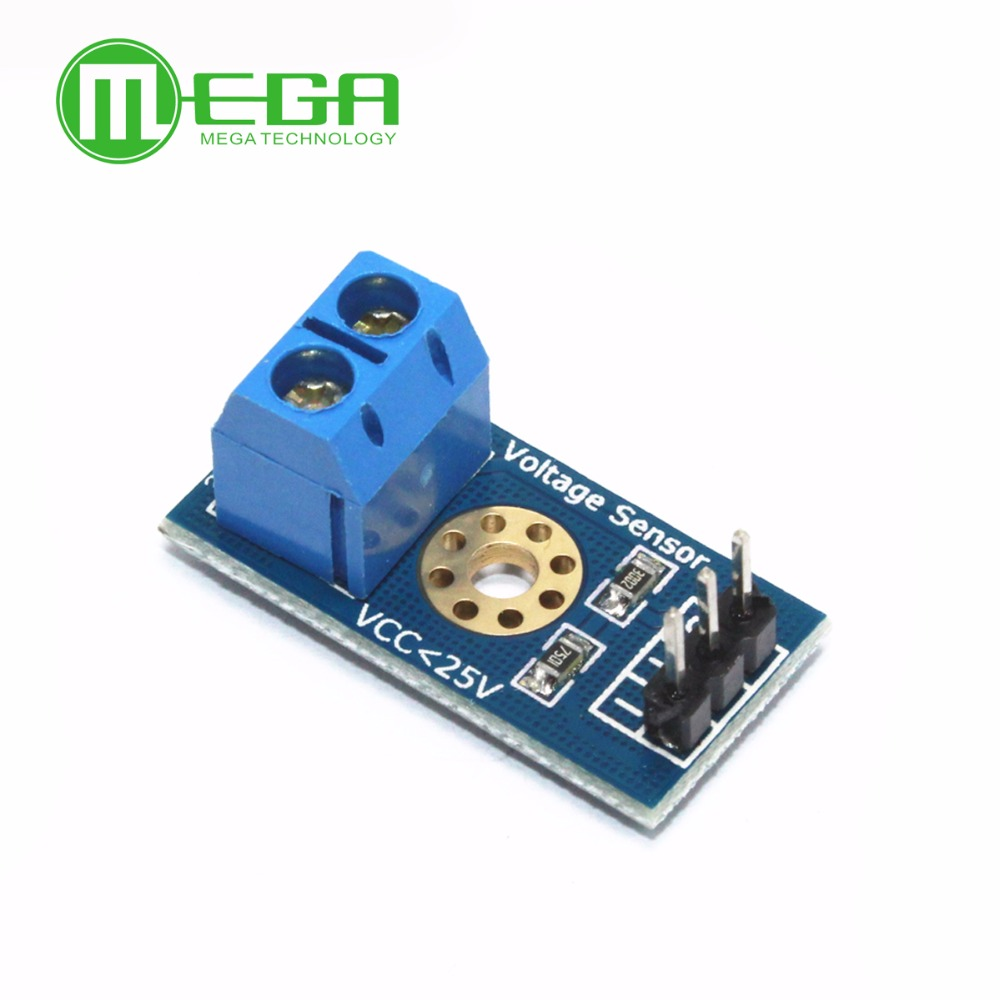 Standard Voltage Sensor Module Test font b Electronic b font Bricks For Robot For Arduino