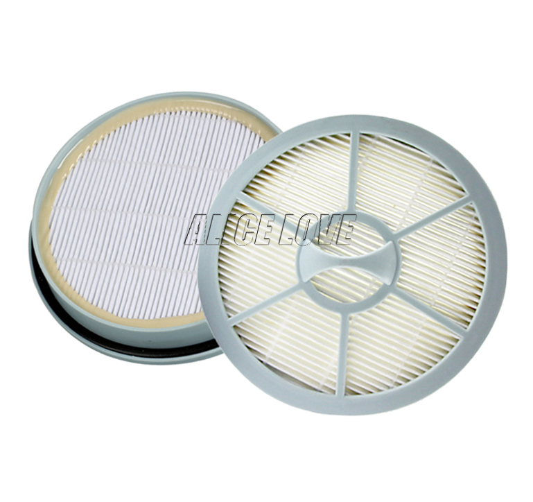 2pcs Free Shipping Vacuum Cleaner Filter Hepa Filter Replacement for Philips FC8208 FC8260 FC8262 FC8264 FC8250 FC8200 FC8299