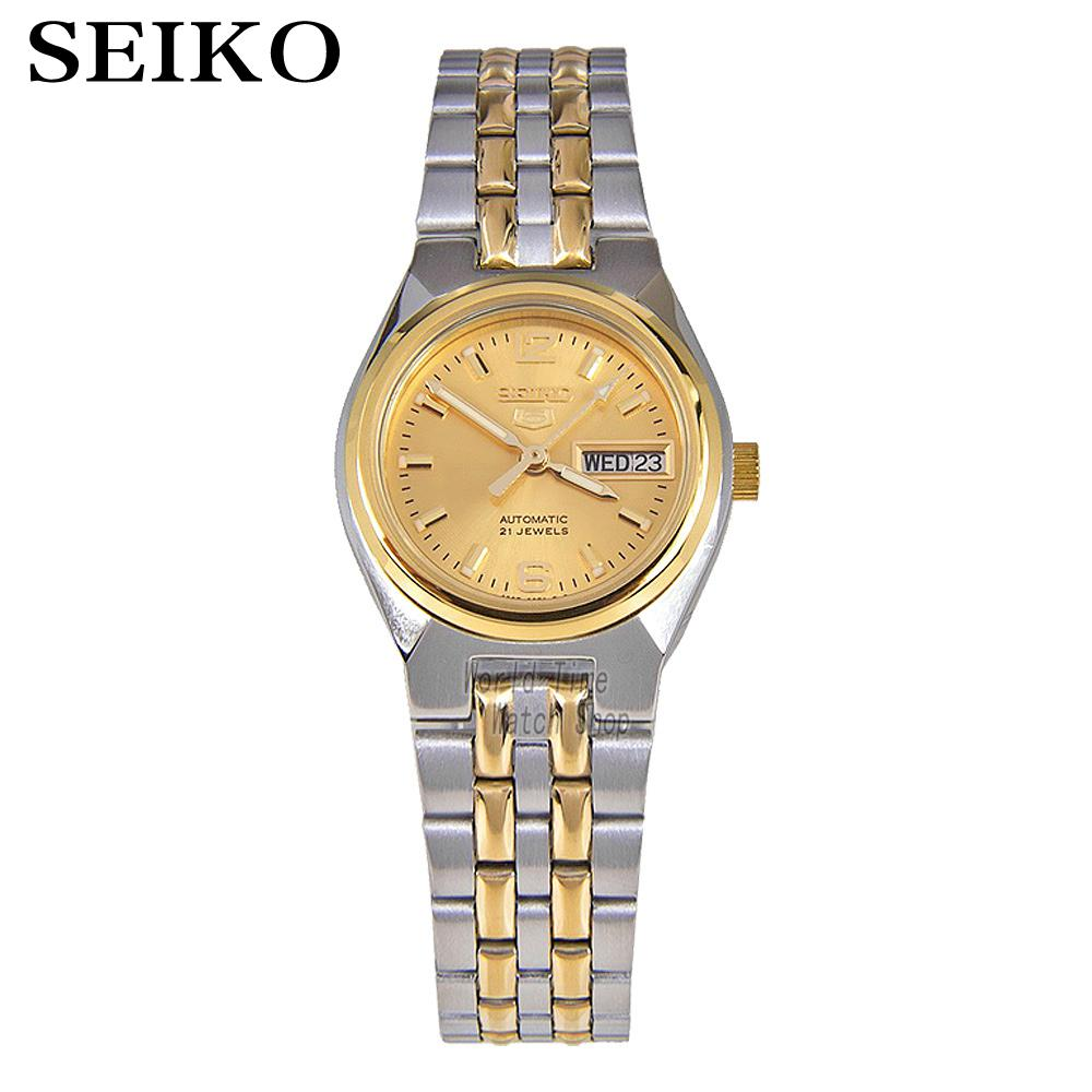SEIKO watch 5 Sportura automatic mechanical ladies watch SYMK34K;SYMK44K1 seiko sportura sun017p1