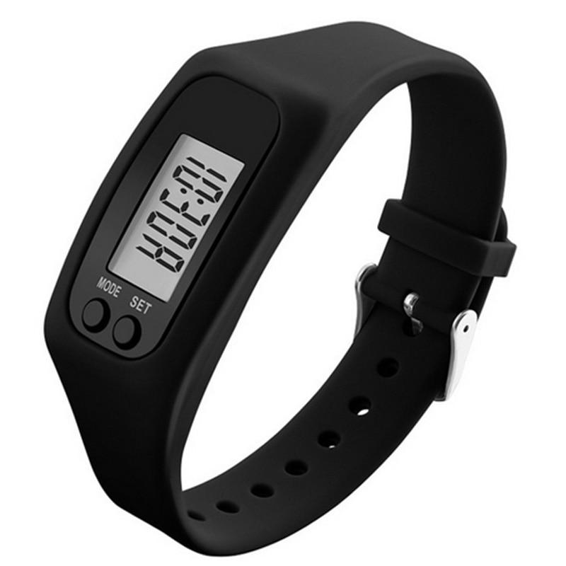 Man Watch 2019 Men Led Digital Watches Walking Distance Sports Stopwatch Run Step Bracelet Pedometer Watch Calorie Counter Watch