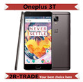 "Original oneplus 3 t teléfono móvil 6 gb ram 64 gb rom lte fdd 5.5 ""16MP 3400 mAh Android 6.0 Quad Core Snapdragon 821 NFC Huella Digital"