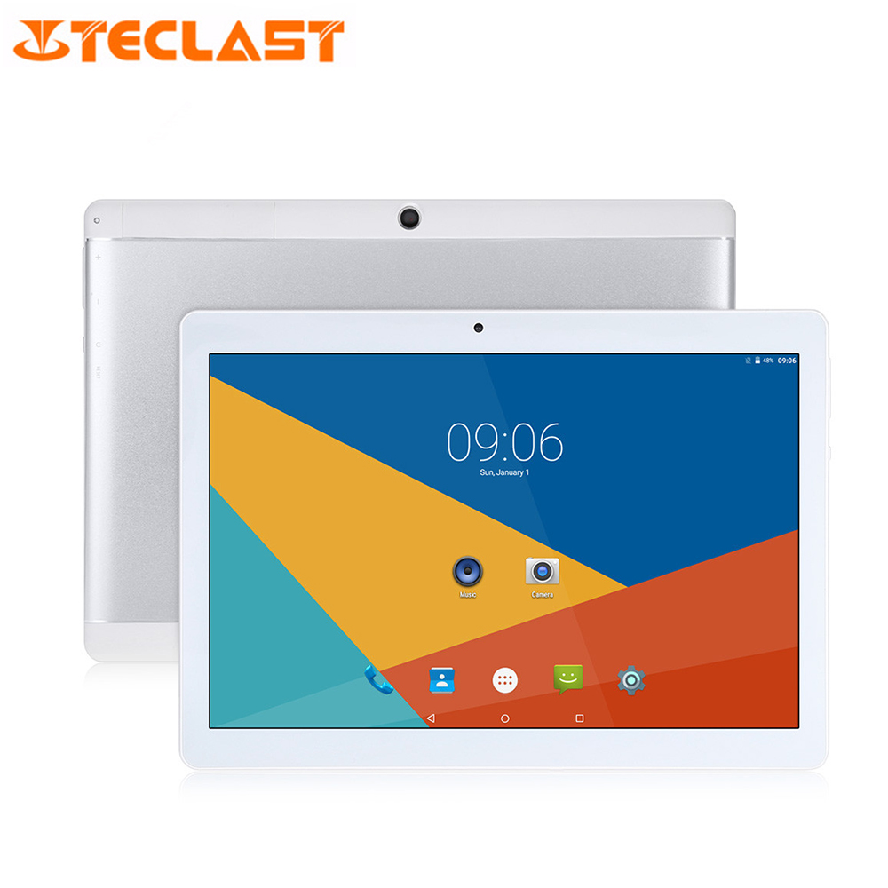Teclast X10 3G Phablet  Android 6.0 10.1 inch MTK6580 Quad Core 1GB 16GB 1280*800 IPS 2MP+5MP Kids Gift Metal OTG GPS Tablet PCTeclast X10 3G Phablet  Android 6.0 10.1 inch MTK6580 Quad Core 1GB 16GB 1280*800 IPS 2MP+5MP Kids Gift Metal OTG GPS Tablet PC