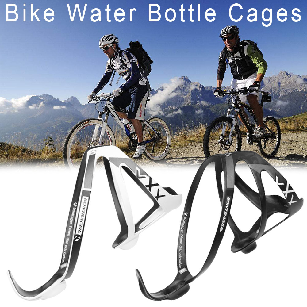 Carbon Fiber Road  Bicycle Bike Cycling Water Bottle Drinks Holder Rack Cage s! Water Bottles & Cages Cycling