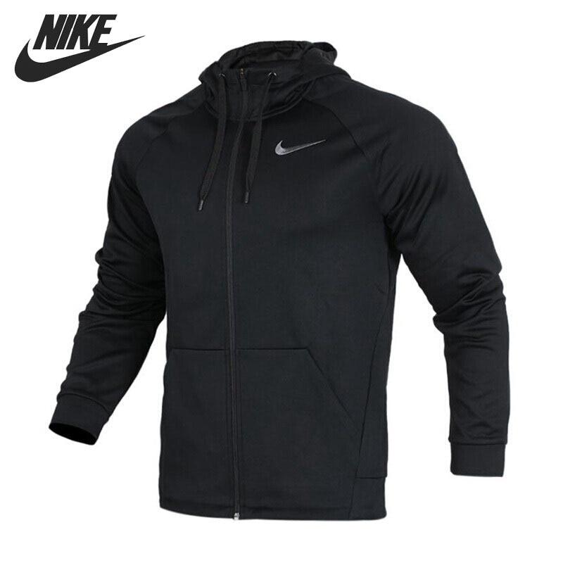 Original New Arrival 2018 NIKE THRMA HOODIE FZ Men's Jacket Hooded Sportswear