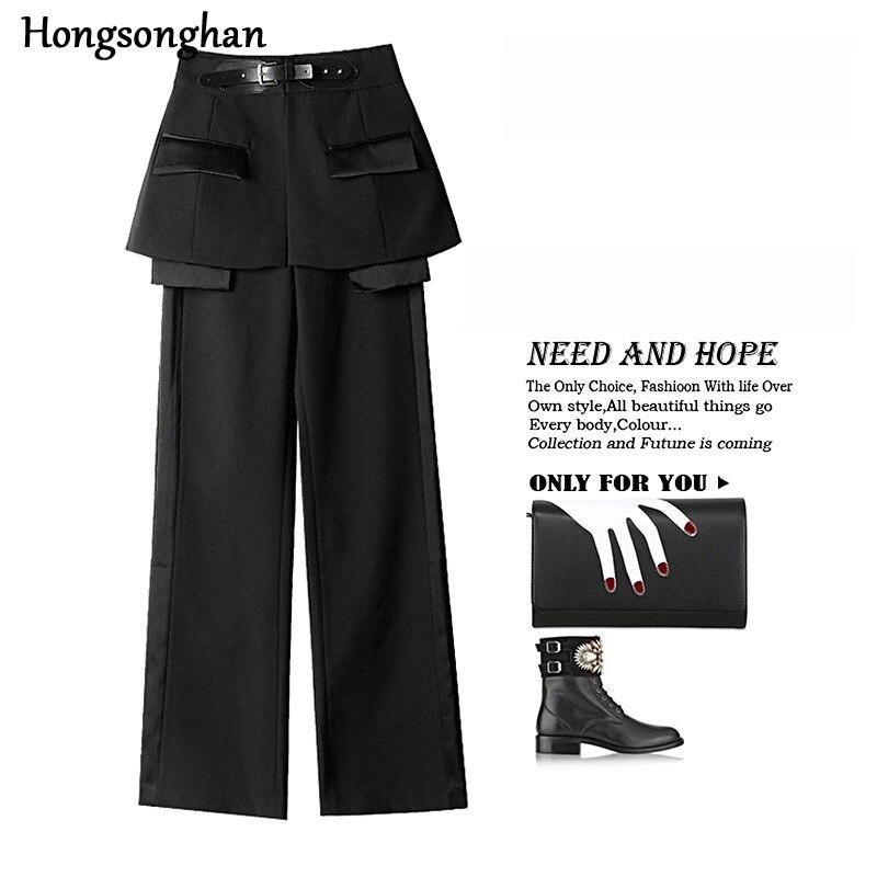 Hongsonghan taille chaude shaper formateur corset minceur ceinture Shaper corps minceur modélisation sangle jupe Corset + pantalon deux pièces ensemble