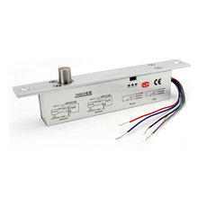 Power Off Vergrendeld Fail Secure Smalle Deur Electric Bolt Lock W/singal Tijd voor Toegangscontrole Systeem