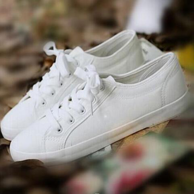 Chaussures Casual Blanc Nouvelle Doux Femme Coton En Toile Belle Confortable Version Coréenne W263 Tissu De Et xw6XPWWqYf