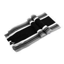 Men's Casual Striped Scarf