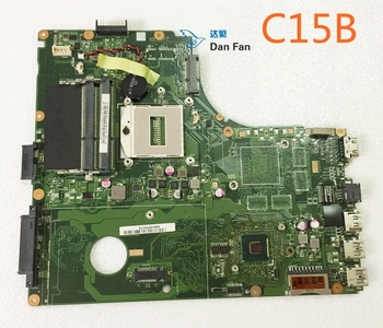 For PEGATRON K56L C15B Laptop Motherboard C15B REV:2.0 Mainboard 100%tested fully work