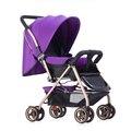 Bebê carrinho de bebê ultra-luz portátil dobrável bb bebê carro two-way hadnd guarda-chuva carro criança