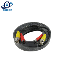 цена на SSICON 10M 20M 30M CCTV BNC Video Cable DC Power Copper Core Siamese Coaxial Cable Accessories For Analog AHD Camera
