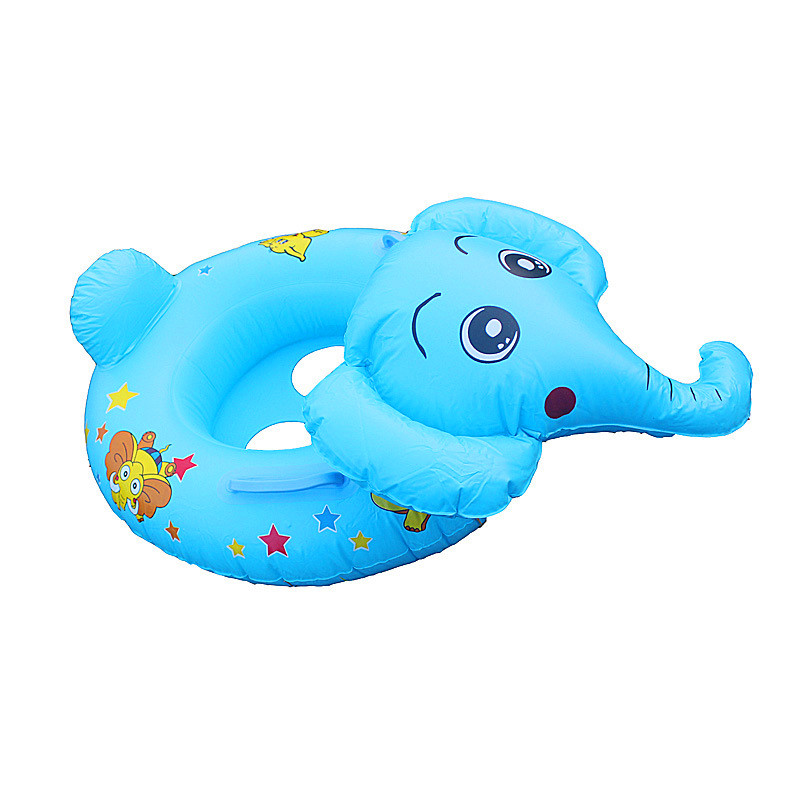 iEndyCn Baby Swim Ring Thicker Swimming Ring Elephant Swim Ring Swimming Pool Accessories GXY138
