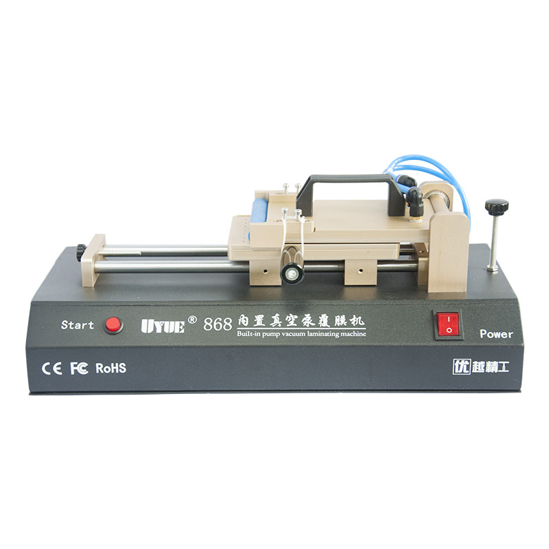 Built-in Vacuum OCA Film Laminating Machine for Phone Screen Laminate Polarized Film OCA Laminator Repair Retread 110V/220V  цены