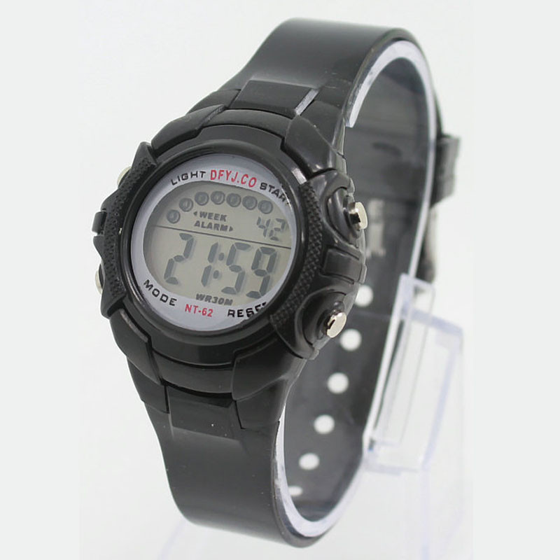 2018 Boy Girl Alarm Date Digital Multifunction Sport <font><b>LED</b></font> Light Wrist Watch Gift relogio masculino <font><b>Uhren</b></font> relojes D0323