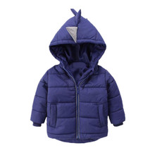 Boys Jacket winter coat Childrens outerwear winter style baby boys and girls warm fashion coat clothes for 2-6years
