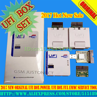 UFi Box Powerful EMMC Service Tool Can Read EMMC User Data Repair Resize Format Erase Read